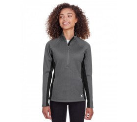 Spyder Constant Half Zip Fleece Jacket - Ladies' Sizes