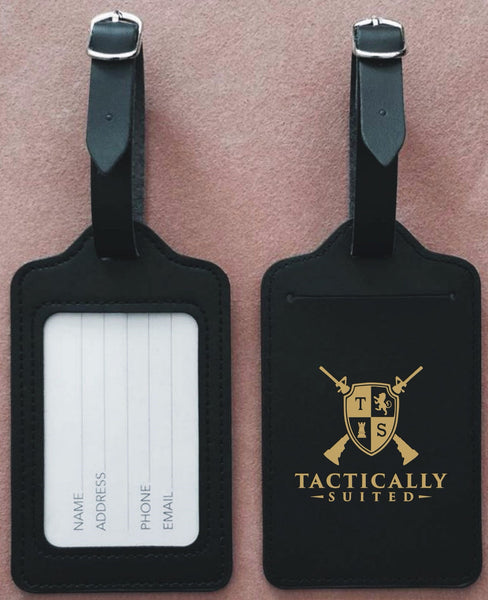 TS Luggage Tags