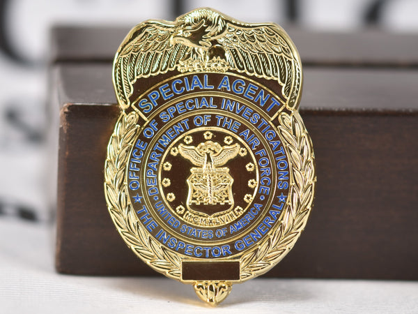 OSI Badge Coin - Engraving Optional