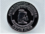 AFOSI Tech Services Challenge Coin