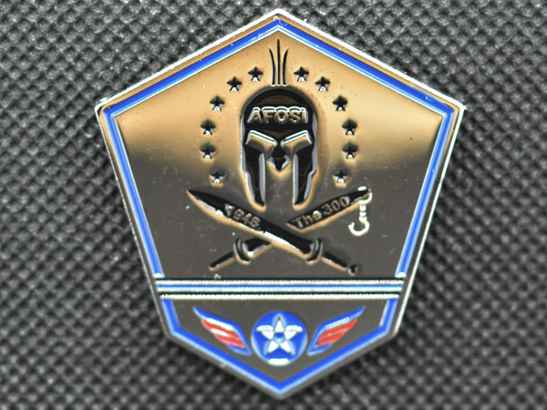 AFOSI The 300 Lapel Pin