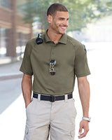 Harriton Men's Tactical Performance Polo