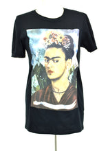 Load image into Gallery viewer, Frida Flower Headdress Tee 1940