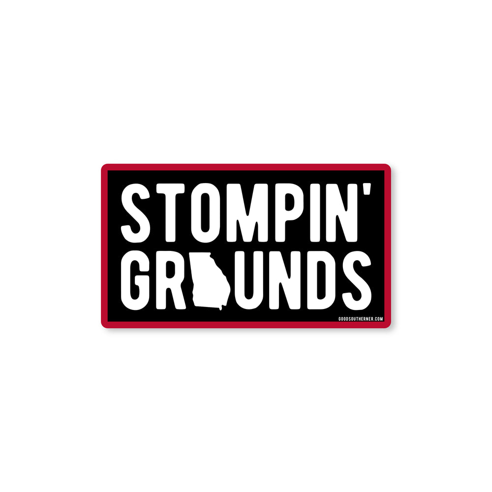 Stompin' Grounds > Georgia - Good Southerner