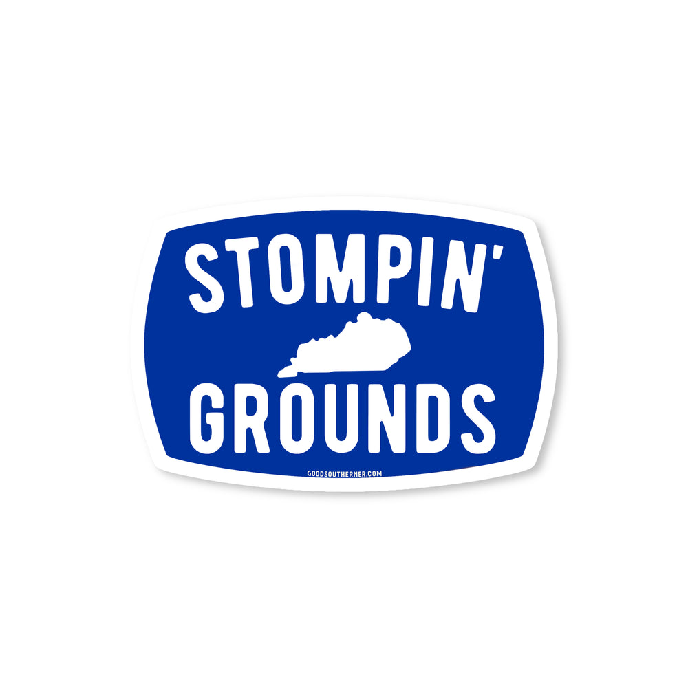 Stompin' Grounds > Kentucky