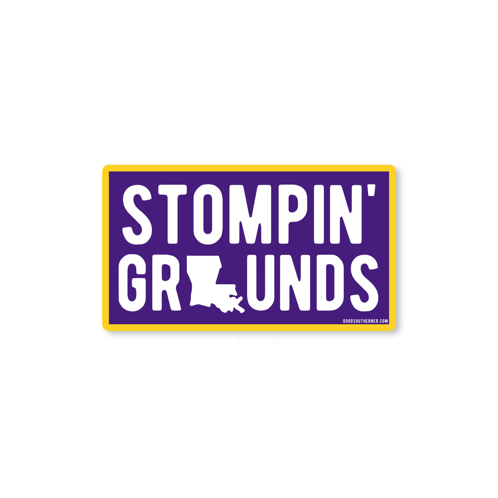 Stompin' Grounds > Louisiana - Good Southerner