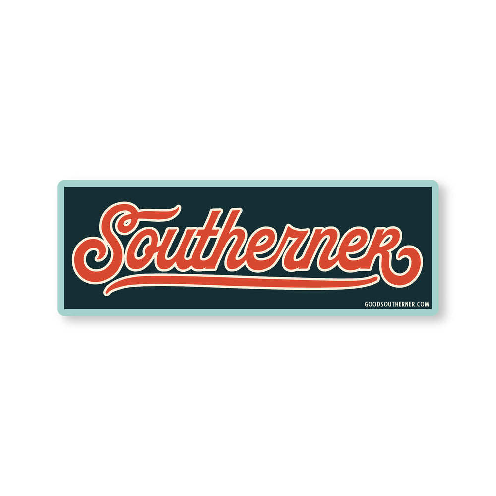 Southerner Sticker - Good Southerner