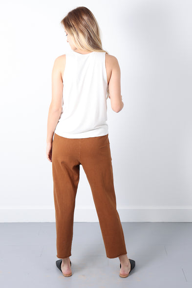 Ankle Pant - Spice