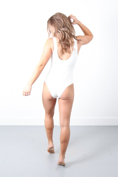 Sevilla Swimsuit-White