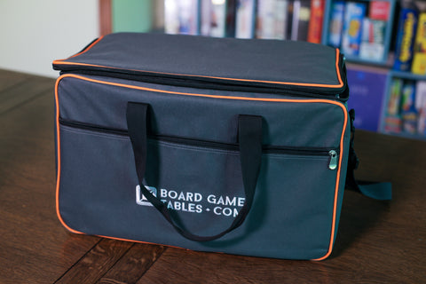Board Game Bag (Gray) @ Conventions