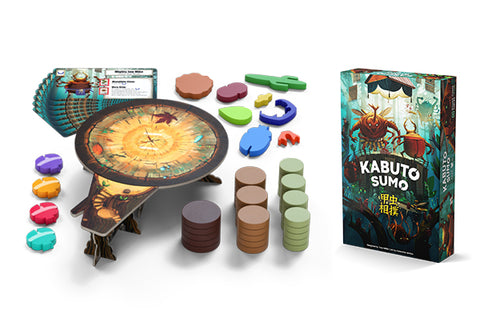 Kabuto Sumo Board Game (Wholesale)