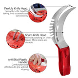 Watermelon Slicer Carving Tool Set