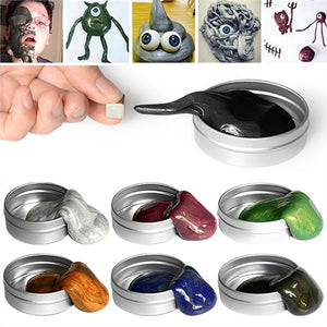 Magnetic Slime Putty