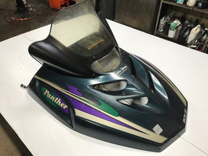 ARCTIC CAT CAPOT PANTHER 1997-1998