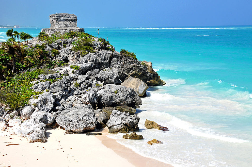 Highlights of the Riviera Maya (Tulum + Coba + cenote)