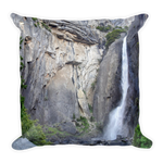 Yosemite Falls Indoor Pillow - offbeatpillows