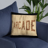 Care Arcade Mosaic Pillow
