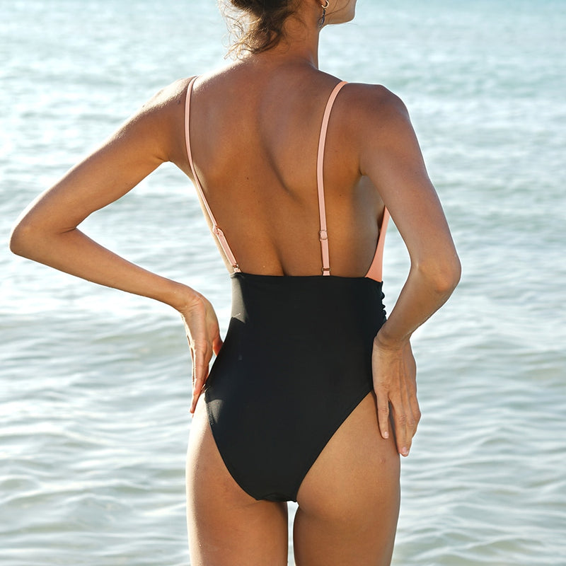 Sweet Honey Bowknot One Piece