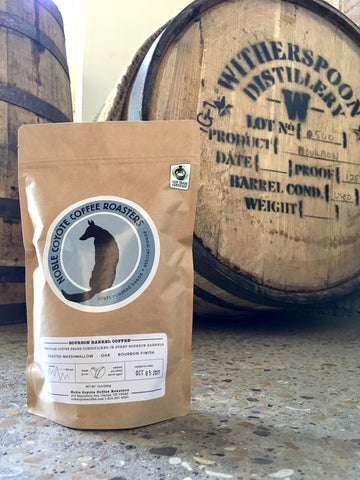 BOURBON BARREL CONDITIONED -  Cajamarca, Peru - Fair Trade