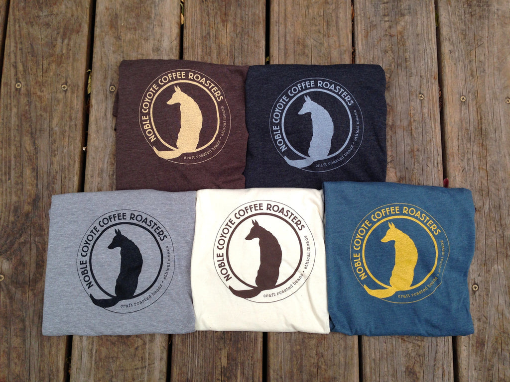 Noble Coyote Coffee Roasters T-Shirts