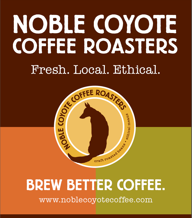 Noble Coyote Coffee Club