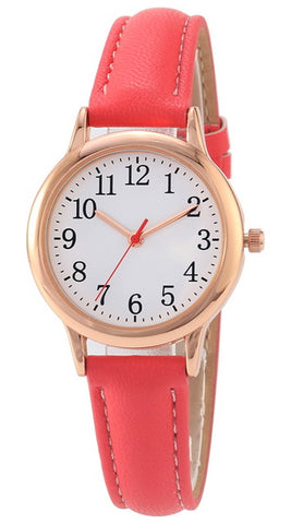 Candy Style Women Watches