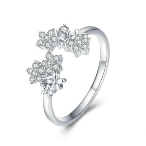 Shining Stackable Star - 925 Sterling Silver