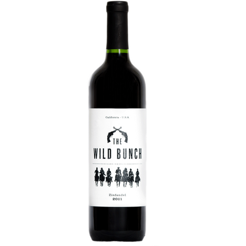 The Wild Bunch Zinfandel