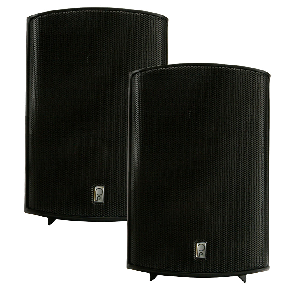 Poly-Planar Compact Box Speaker - 7-11/16