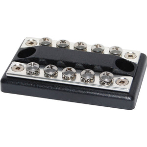 Blue Sea 2701 DualBus 100 Ampere Common BusBars 5 x 8-32 Screw Terminal [2701]
