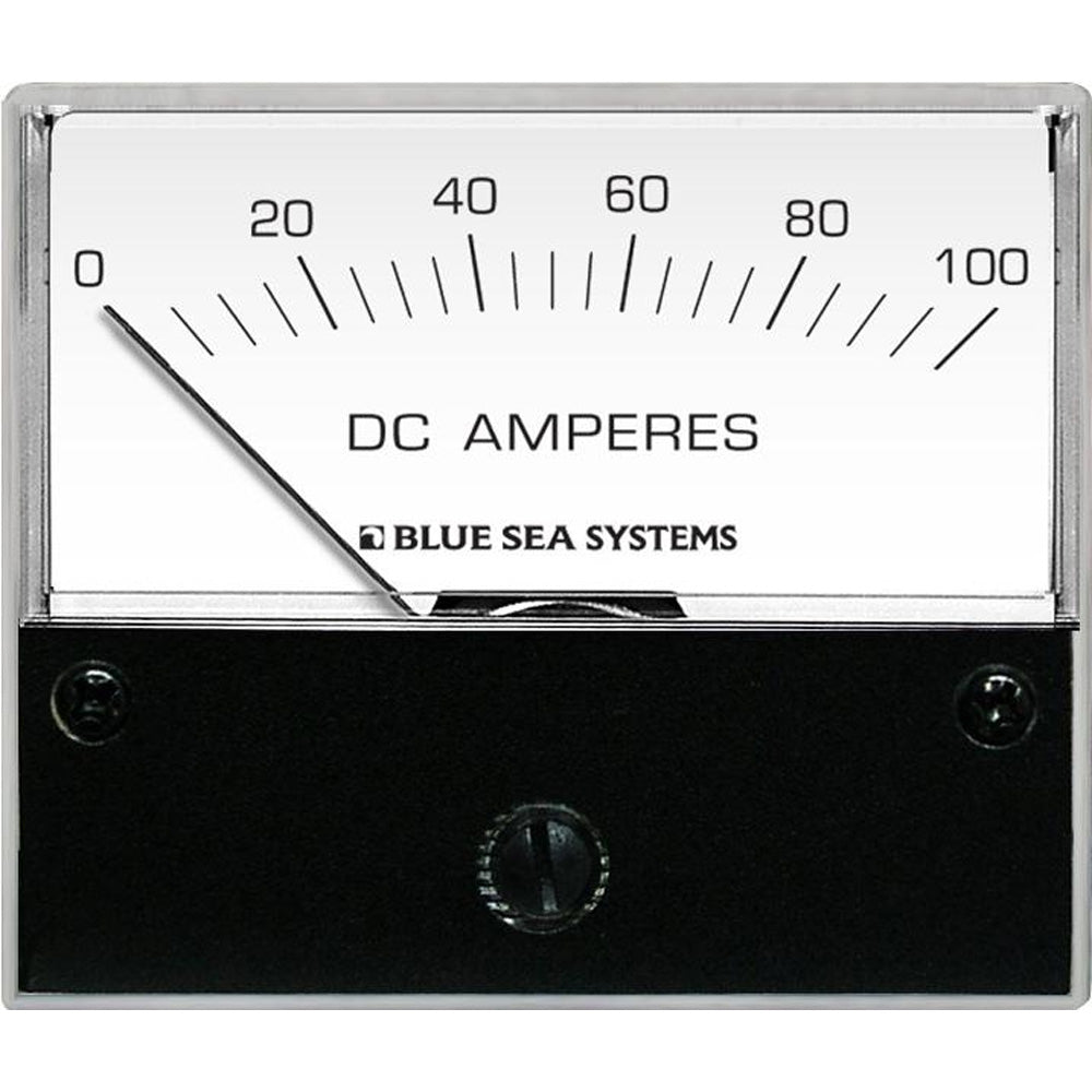 Blue Sea 8017 DC Analog Ammeter - 2-3/4