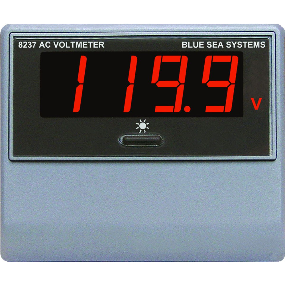 Blue Sea 8237 AC Digital Voltmeter [8237]