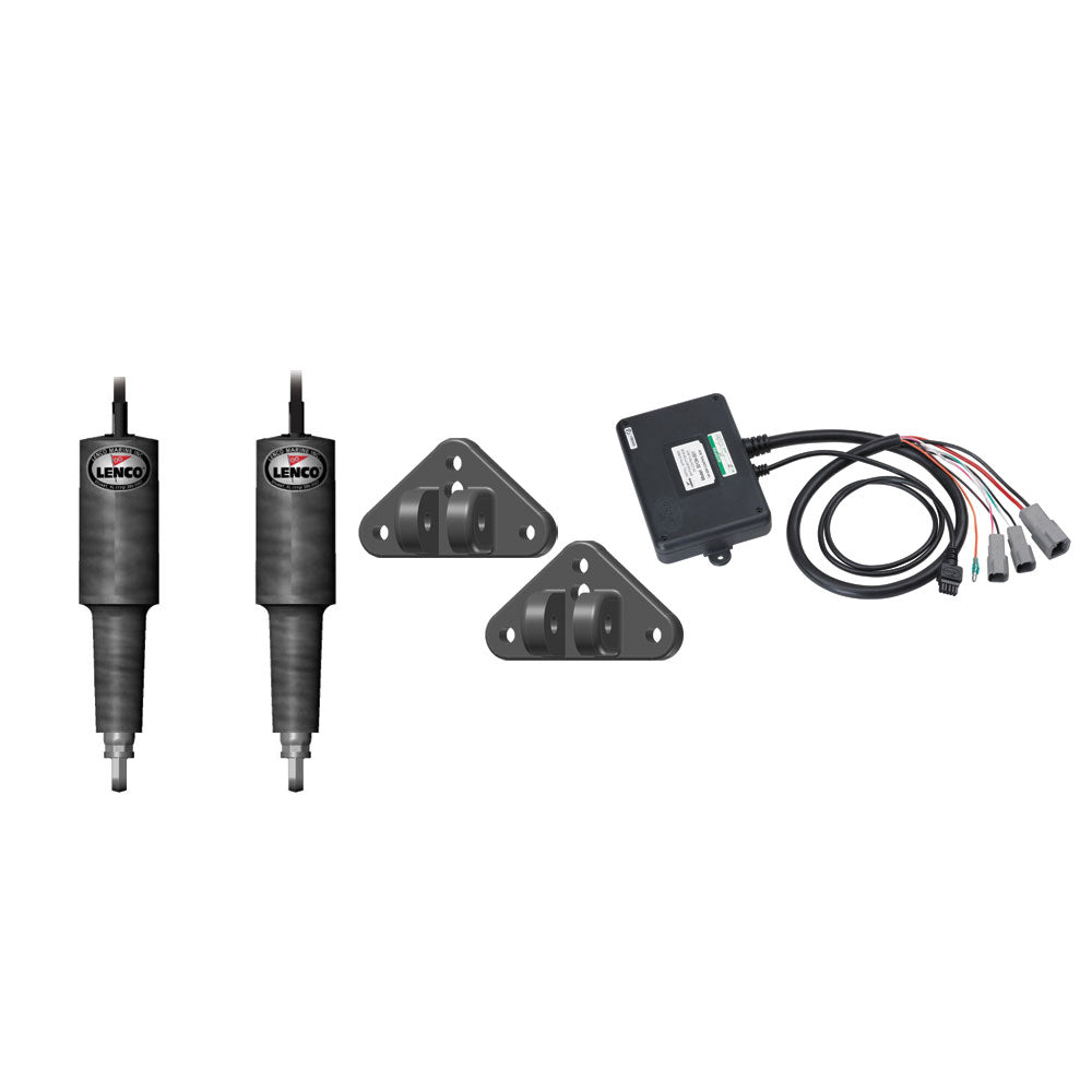 Lenco Bennett Retrofit Kit - 24V [15065-001]