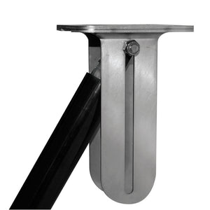 Lenco Stainless Slide Bracket f/ Hatch Lifts [70381-001]