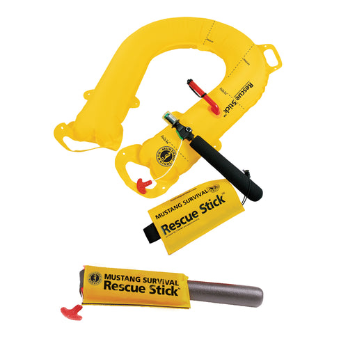 Mustang Rescue Stick - Throwable Emergency Rescue Inflatable [MRD100]