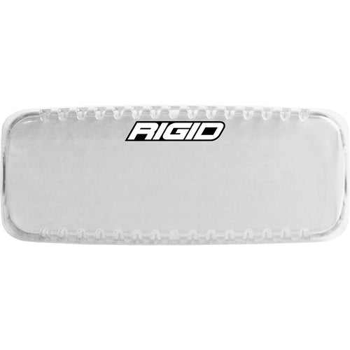 RIGID Industries SR-Q Series Lens Cover - Clear [311923]