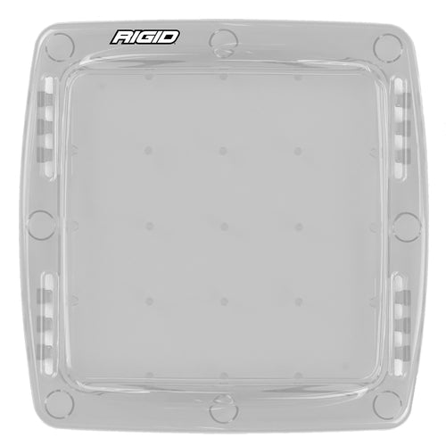RIGID Industries Q-Series Lens Cover - Clear [103923]