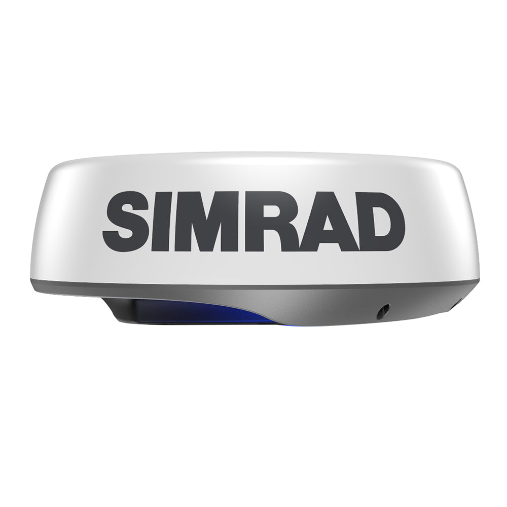 Simrad HALO24 Radar Dome w/Doppler Technology [000-14535-001]