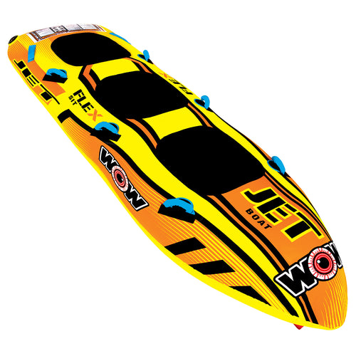 WOW Watersports Jet Boat - 3 Person [17-1030]