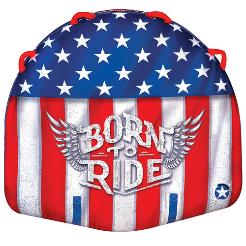 WOW Watersports Born to Ride Towable - 2 Person [20-1010]
