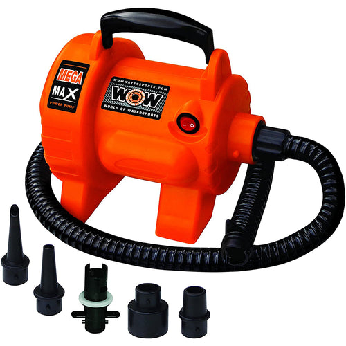 WOW Watersports Mega Max 3.0 PSI Air Pump [16-4020]