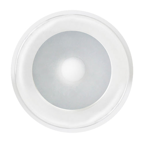 Shadow-Caster DLX Series Down Light - White Housing - Full-Color [SCM-DLX-CC-WH]