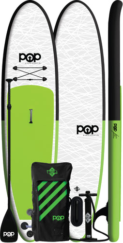 Pop Inflatable Popup Stand Up Paddleboard - 11'