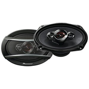 "Pioneer TS-A6986R A-Series 6"" x 9"" 600-Watt 4-Way Speakers"
