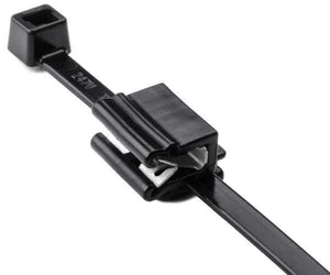"Solar Edge Clip(1-3mm) and 8"" UV Cable Tie<br />(HT 156-00468)"