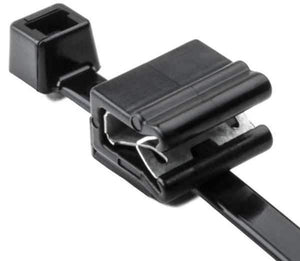 "Solar Edge Clip(1-3mm) and 8"" UV Cable Tie<br />(HT 156-00589)"