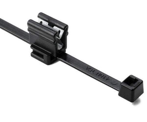 "Solar Edge Clip(1-3mm) and 8"" UV Cable Tie<br />(HT 156-02228)"