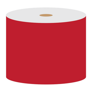 "TT230SM Red Reflective 4"" Continuous Vinyl Roll<br>(HT 558-00407)"
