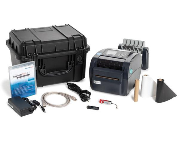 TT230SM 300 DPI Thermal Transfer Printer Package<br>(HT 556-00256)