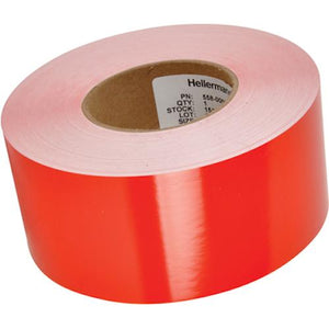 "TT230SM Red 3"" Continuous Vinyl Roll<br>(HT 558-00006)"